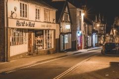 Market Drayton by Night