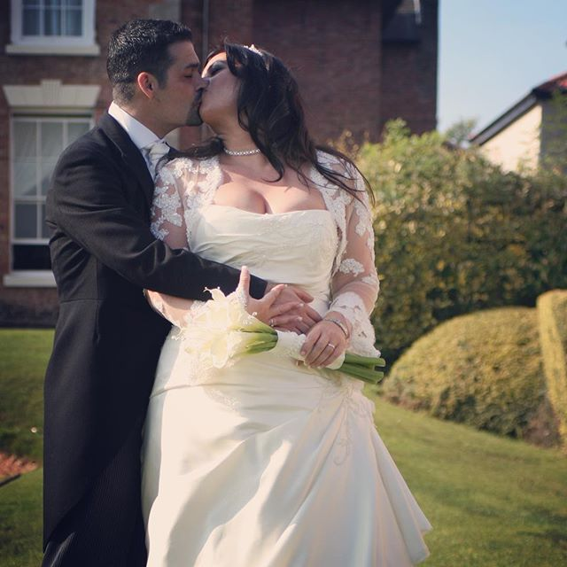 shropshire wedding photos