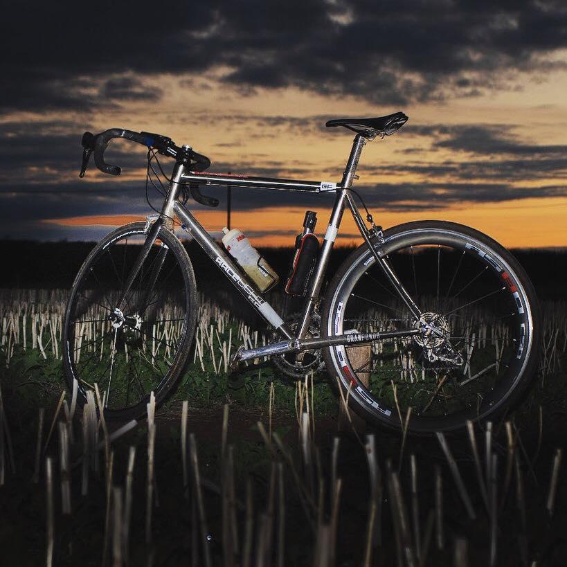 200 miles by bike