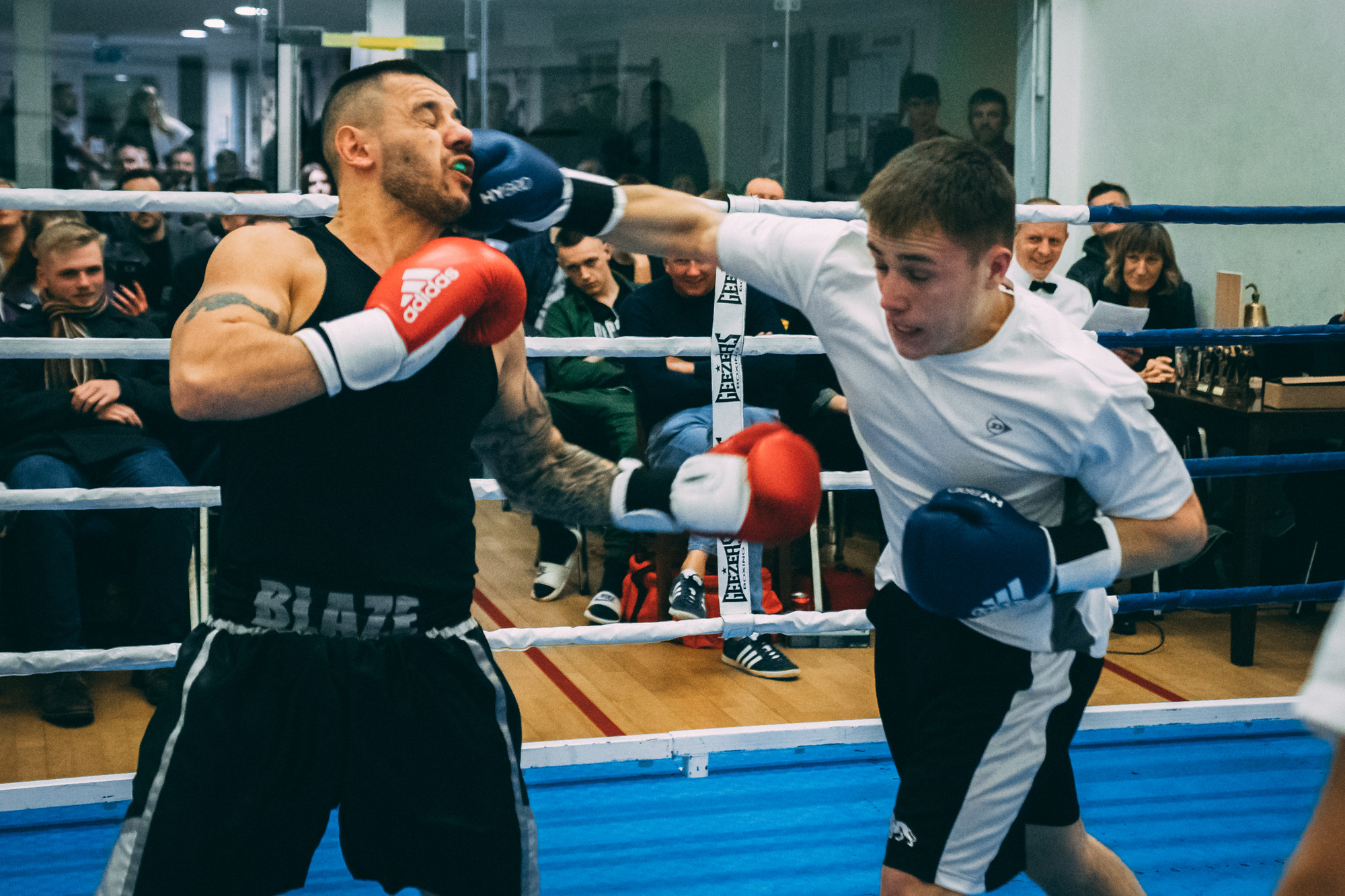 Market Drayton Boxing
